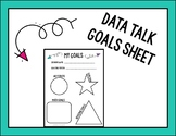 Data Talk Goals Sheet