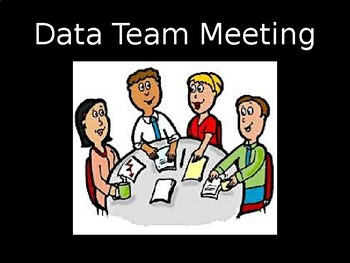 Data Team Meeting PowerPoint