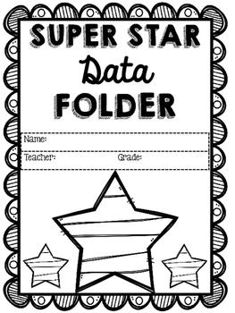 Data Tracker and Folder Cover