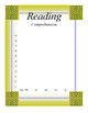 EDITABLE!!!! Data Tracker for Math and Reading. Marzano Evaluations.