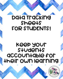 Data Tracking Sheet (For students!)