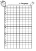 Data Tracking Sheet in English and Spanish