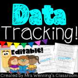 Primary Data Tracking Sheets!