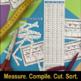 Measurement & Data Graphing Activities