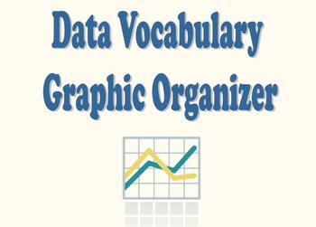 Data Vocabulary Graphic Organizer