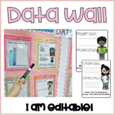 Data Wall | Class Graphs and Posters