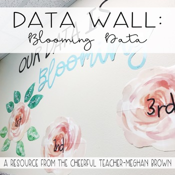 Data Wall: Our Data is Blooming