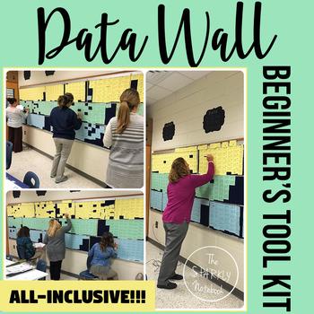 Data Wall - Reading Growth Tracker