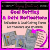 Data Reflections--Goal Setting and Tracking Tools for Teac