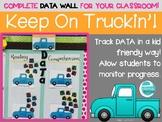Data Wall: Student Friendly Data Tracking
