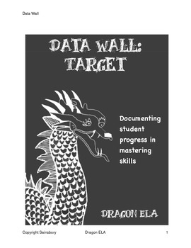 Data Wall with Target Theme
