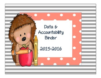 Data and Accountability Binder
