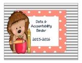 Data and Accountability Binder