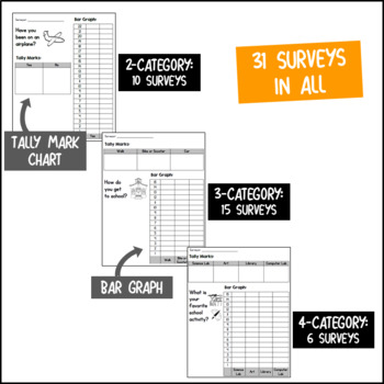 Data and Graphing: Class Survey Project