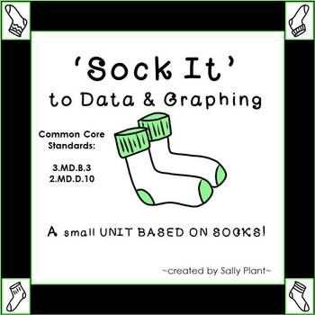 Graphing Socks Unit