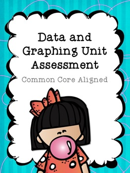 Data and Graphing Unit Test