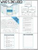 Data and Graphing - Write To Explain Math Task Cards
