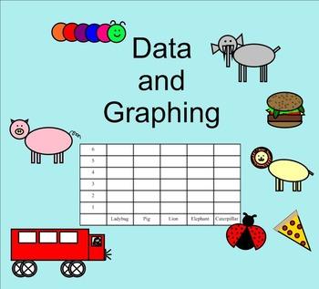 Data and Graphs SMARTnotebook
