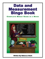 Data and Measurement Bingo Book