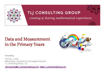 Data and Measurement in the Primary Years