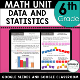 Data and Statistics 6th Grade Curriculum Unit 7 Using Google