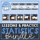 Data and Statistics Bundle - Data and Graphs Bundle - Mean, Median, Mode