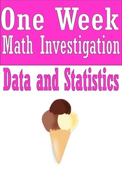 Data and Statistics Math Investigation