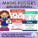 Data Analysis and Statistics Classroom Posters