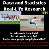 Quantitative Data and Statistics Project for Students