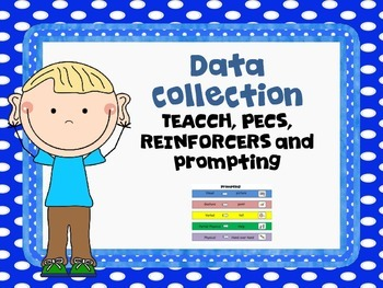 PECS Data collection & prompts