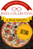 Bar Graph: Data collection, analysis and graphing favorite