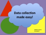 Data collection sheet made easy
