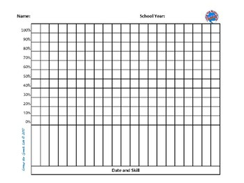 Data sheets and graphs for student use