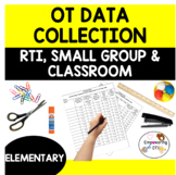 Data tracking for fine motor / visual motor for multiple students / classroom