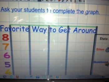 DataBarGraph Smartboard Lesson