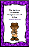 Database Detectives Using Britannica Online - Animals Edition