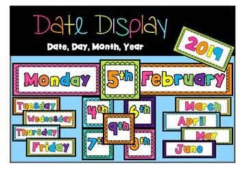 Date Display