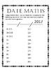 Date Maths