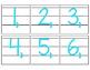 Date for Board or Calendar (Light Blue)