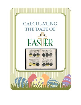 Date of Easter Calculator