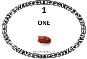 Dates Themed Counting and Number Sequencing