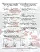Dating-Marriage-Milestones Missing Letters Worksheet
