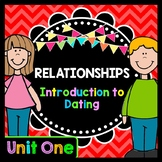 Dating + Relationships: Special Education and Life Skills