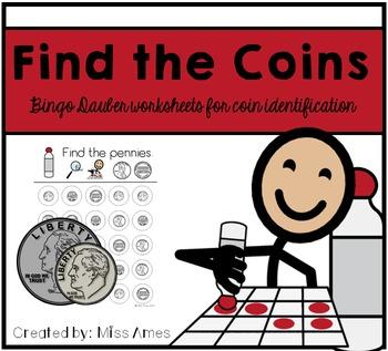 Dauber Coins - Coin Identification