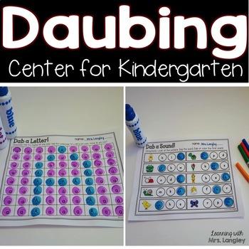Daubing Center for Kindergarten
