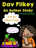 Dav Pilkey Author Study
