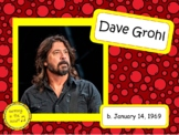 Dave Grohl: Musician in the Spotlight