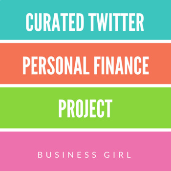 Curated Twitter Project for Any Personal Finance Topic