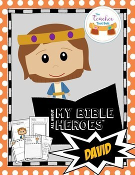 David - All About My Bible Heroes™
