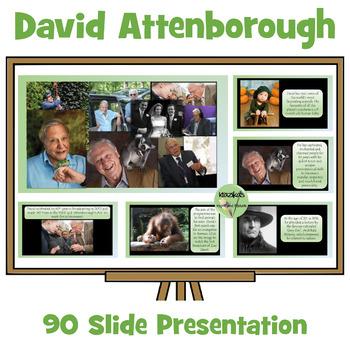 David Attenborough - PowerPoint Presentation - 90th Birthd